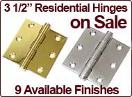 3 1/2 Inch Door Hinge Sale