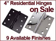 4 Inch Door Hinge Sale