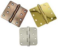 Brass Hinge Department