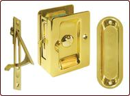 Pocket Door Locks and Pulls