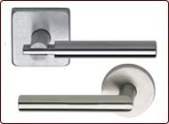 Stainless Steel Levers