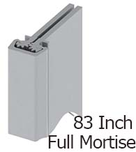 Continuous Hinge 83 Inch Full Mortise, Mont Hard THI-1183CFM