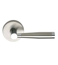 Stainless Steel Door Lever Set, Omnia  #18