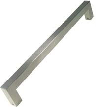 24 Inch Stainless Steel Square Pull