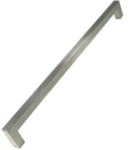 36 Inch Stainless Steel Square Pull