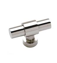 Simplicity Stainless Steel Cabinet Knob, Acorn AZC203