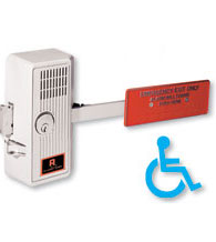 Door Alarm Panic Device Alarm Lock Sirenlock 250 28