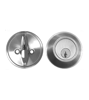 Satin Stainless Steel Deadbolt  Grade 1