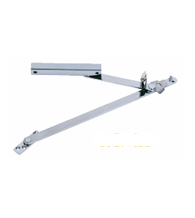 Glynn Johnson 81 Series Heavy-Duty Surface Overhead Holder/Stop