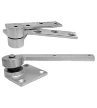 Interior Door 3/4 Inch Offset Pivot Set, ABH 0117