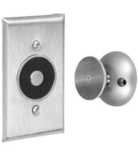 Flush Wall Mount Electromagnetic Door Holder, ABH 2400