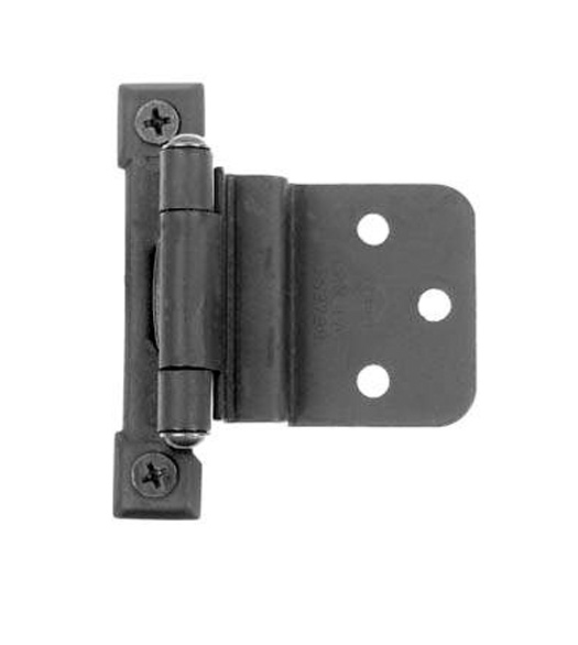 Offset Self Closing Cabinet Hinges, Acorn AJ3BQ