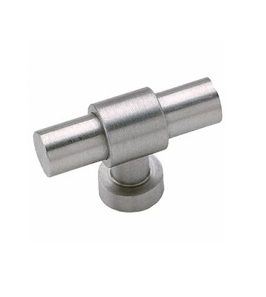 Stainless Steel Simplicity Cabinet Knob