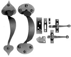 Acorn Door Rim Latches