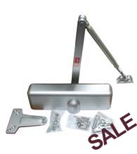 Universal Complete Packed Store Front Door Closer