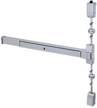 Grade 1 Commercial Vertical Rod Exit Device For 38 - 48 Inch Door , PDQ 4200VA