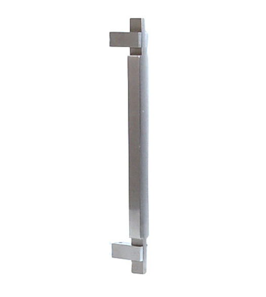 Contemporary Square Stainless Appliance Pull