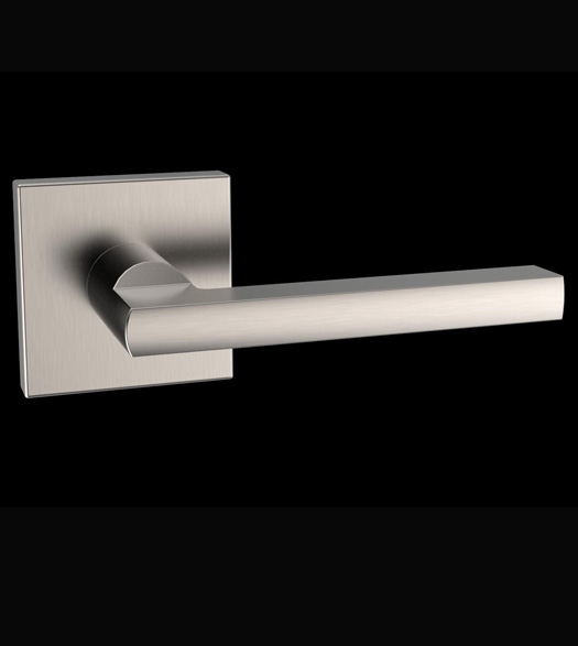 Stainless Steel Abbeyville Lever