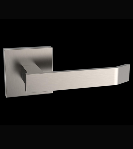 Sarin Stainless Steel Lever Square Rose