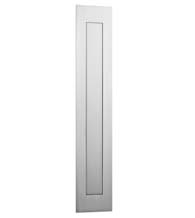 Long Stainless Steel Flush Door Pull with Flush Cover, AHI SIG771-630
