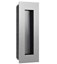 Stainless Steel Flush Door Pull, AHI SIG774-630