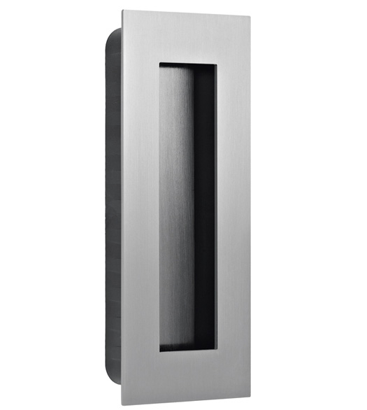 Stainless Steel Flush Door Pull