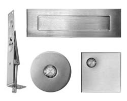 AHI Stainless Steel Door Accessories