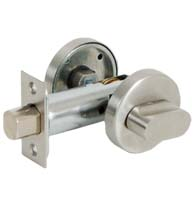 Stainless Steel Restroom Door Bolt with Occupancy Indicator, AHI SIG267