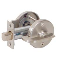 ADA Compliant Restroom Door Bolt with Occupancy Indicator, AHI SIG272-630