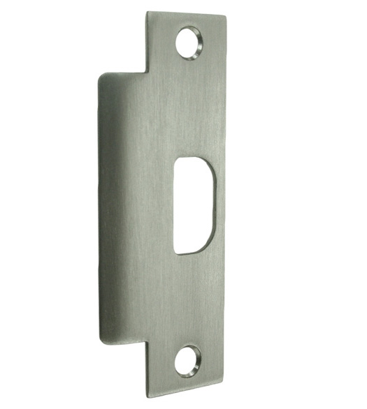 Ansi Stainless Steel Strike Plate Don Jo St 161 630