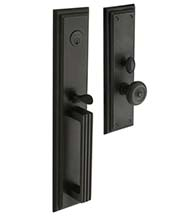 Tremont Mortise Handleset, Baldwin 6542