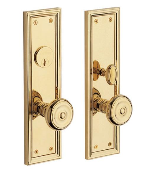 Nashville Single Cylinder Mortise Entrance Set Baldwin 6547