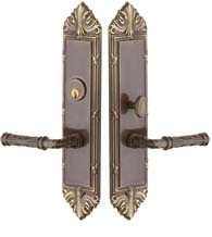 Mortise Fenwick Entrance Set, Baldwin 6962