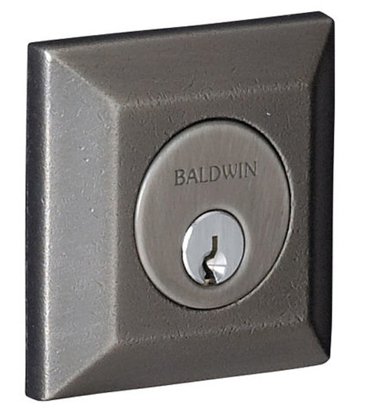 Squared Double Cylinder Deadbolt