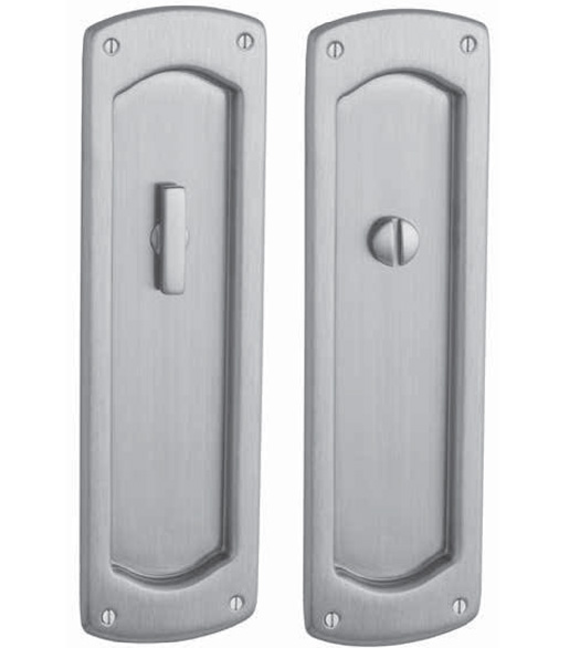 Palo Alto Mortise Pocket Door Hardware