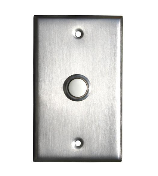 Large Doorbell Button Plate Bbc20cpc4764 Doorware Com