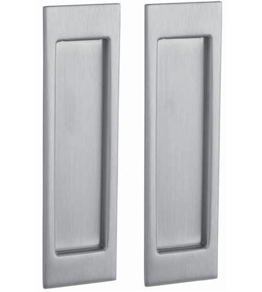 Santa Monica Mortise Pocket Door Hardware
