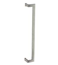 60 Inch Center to Center Satin Stainless Steel Door Pull