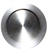 2 Inch Round Stainless Steel Flush Pull, Canaropa FP225-50-630
