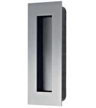 flush door pulls. 5-5/16 inch modern stainless steel flush pull door pulls