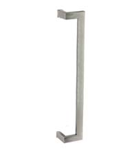 36 Inch Stainless Steel Rectangular Offset Pull