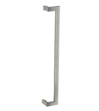 48 Inch Stainless Steel Rectangular Offset Pull