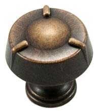 Traditional Fullerton Cabinet Knob, RK International CK-126