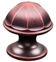 Contoured Dome Cabinet Knob, RK International CK-192