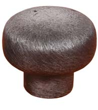 Distressed Half Round Cabinet Knob, RK International CK-709