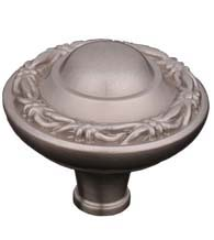 Decorative Leaf Cabinet Knob, RK International CK-761