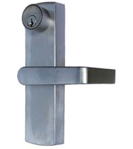 Escutcheon Plate Classroom Lever for Rim Exit Device