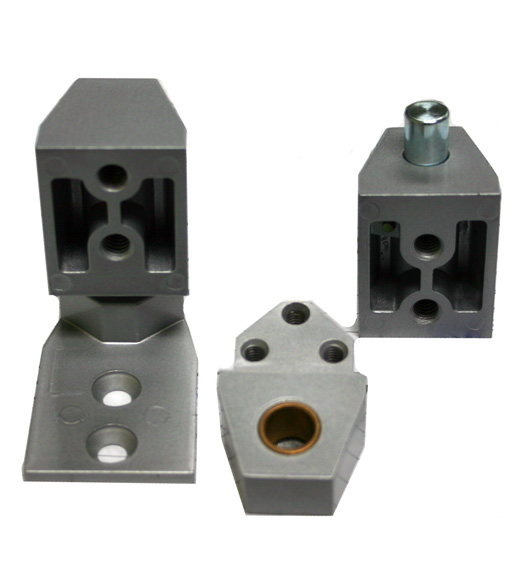 Click to Enlarge Image  sc 1 st  Doorware.com & Vistawall - Kawneer Offset Door Pivots TH1109 - Doorware.com