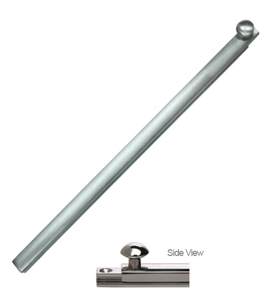 12 Inch Contemporary Door Bolt