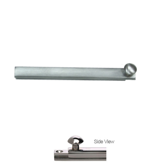 6 Inch Contemporary Door Bolt